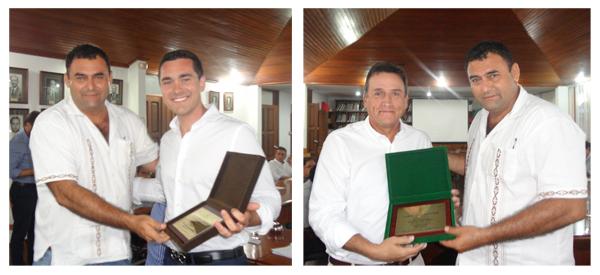 La CFB premió a sus asociados destacados durante el año 2015