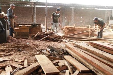 Forestales piden al 'vice' blindar industria nacional. Foto: El Mundo