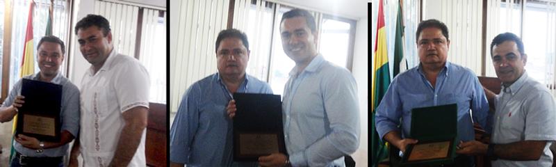 La Cámara Forestal de Bolivia, premió a sus asociados en la asamblea anual