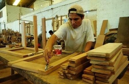 El precio de la madera sube a un ritmo del 2,3% al año