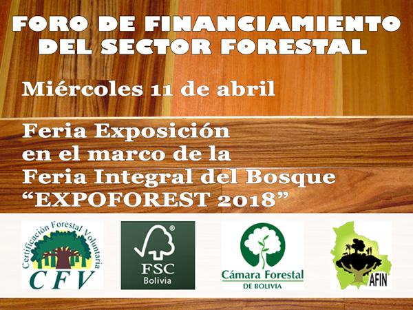 INVITACIÓN FORO DE FINANCIAMIENTO