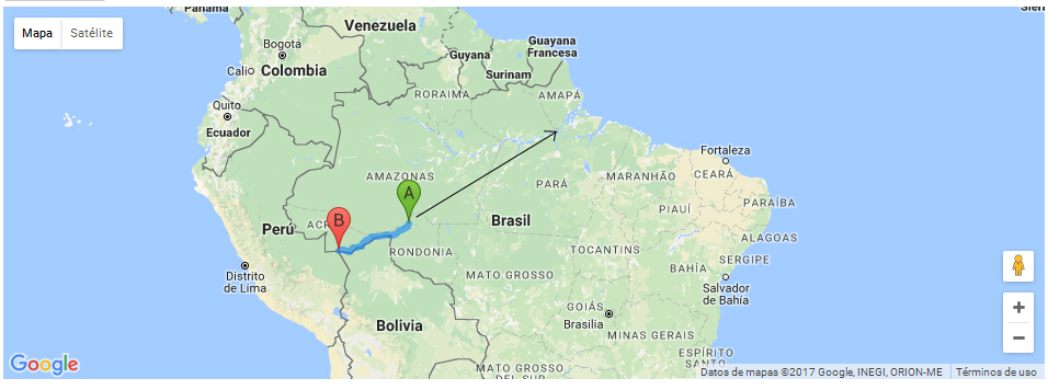 Puerto público es un lugar estratégico para drenar la producción, dice Daniel Pereira Amberes; Bélgica, es la primera ciudad fuera para conseguir madera de Bolivia registró en el puerto público de Porto Velho