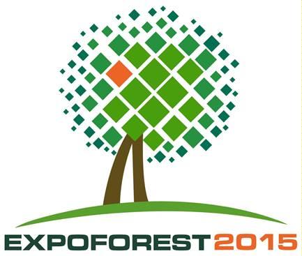 Logo Expoforest 2015 - Feria Integral del Bosque