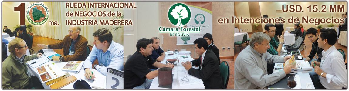 10ma Rueda Internacional de Negocios de la Industria Madererea