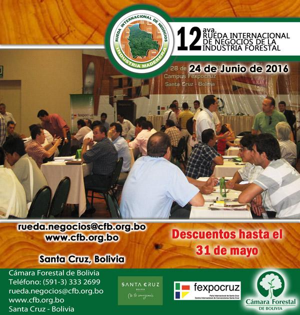 Proyectan más de 90 empresas en la Rueda de Negocios de la Industria Forestal 2016