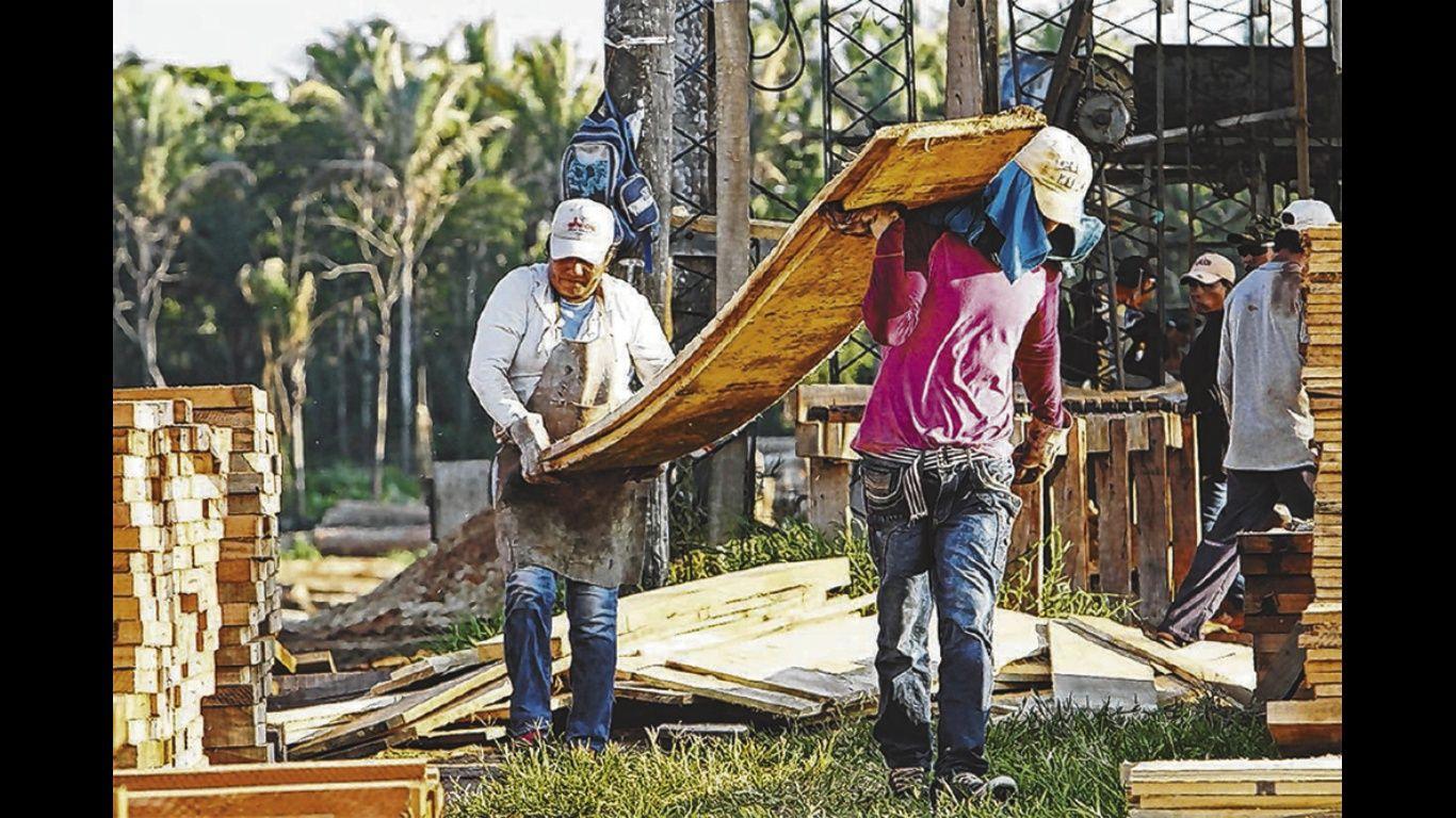 El sector forestal no está en condiciones de pagar el segundo aguinaldo, así lo afirmó el gerente general de la Cámara Forestal de Bolivia (CFB), Jorge Ávila, al ser consultado sobre las tres propuestas que puso sobre la mesa el Gobierno a los empresarios en un primer encuentro de diálogo realizado el miércoles pasado en Cochabamba.
