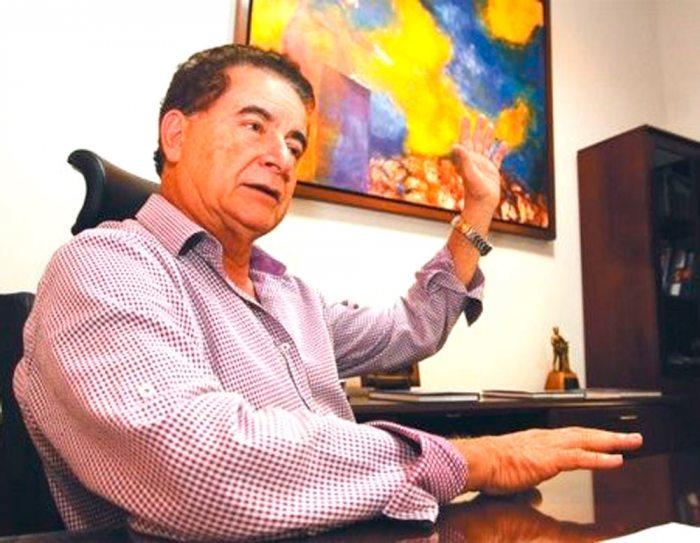 WILFREDO ROJO, TITULAR CANEB.