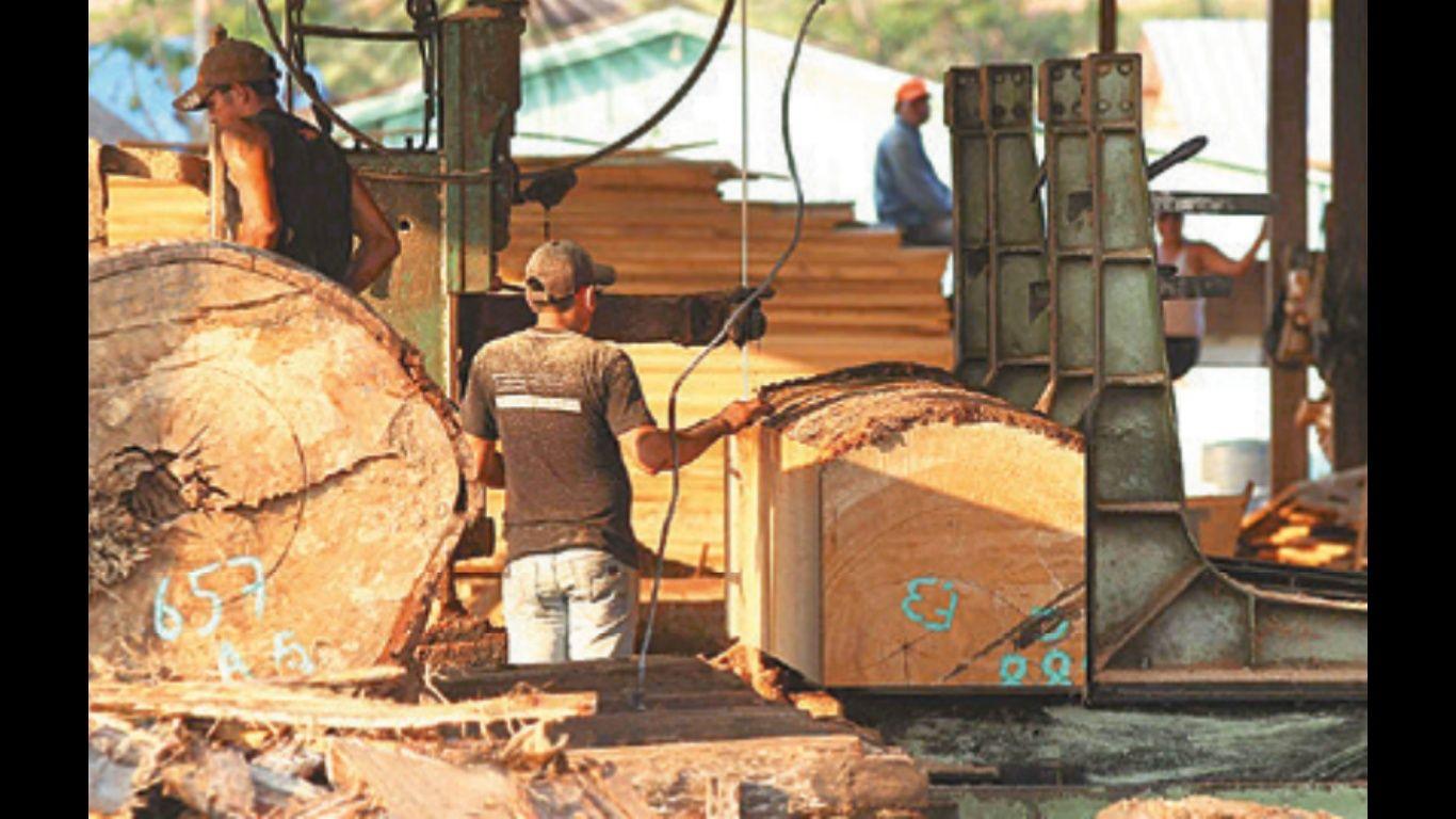 Los trabajos en las carpinterías han disminuido a más de un 50% de la capacidad instalada
