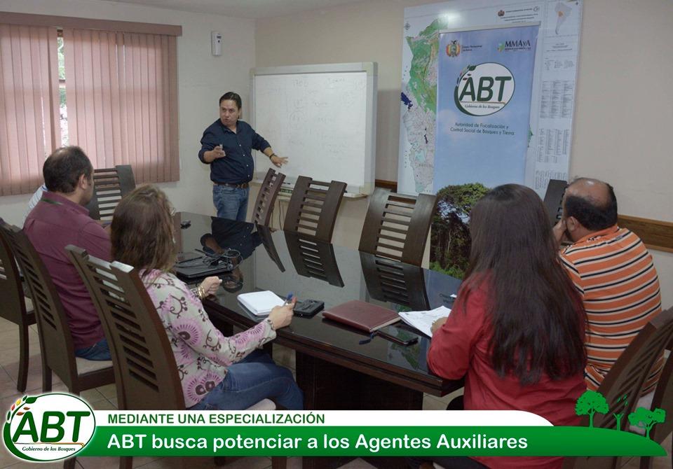 Tras denuncias, la ABT busca potenciar a los agentes auxiliares. Con la especialización se pretende un mejor desempeño en la tareas de campo. Decomisan mara ilegal en Yapacaní