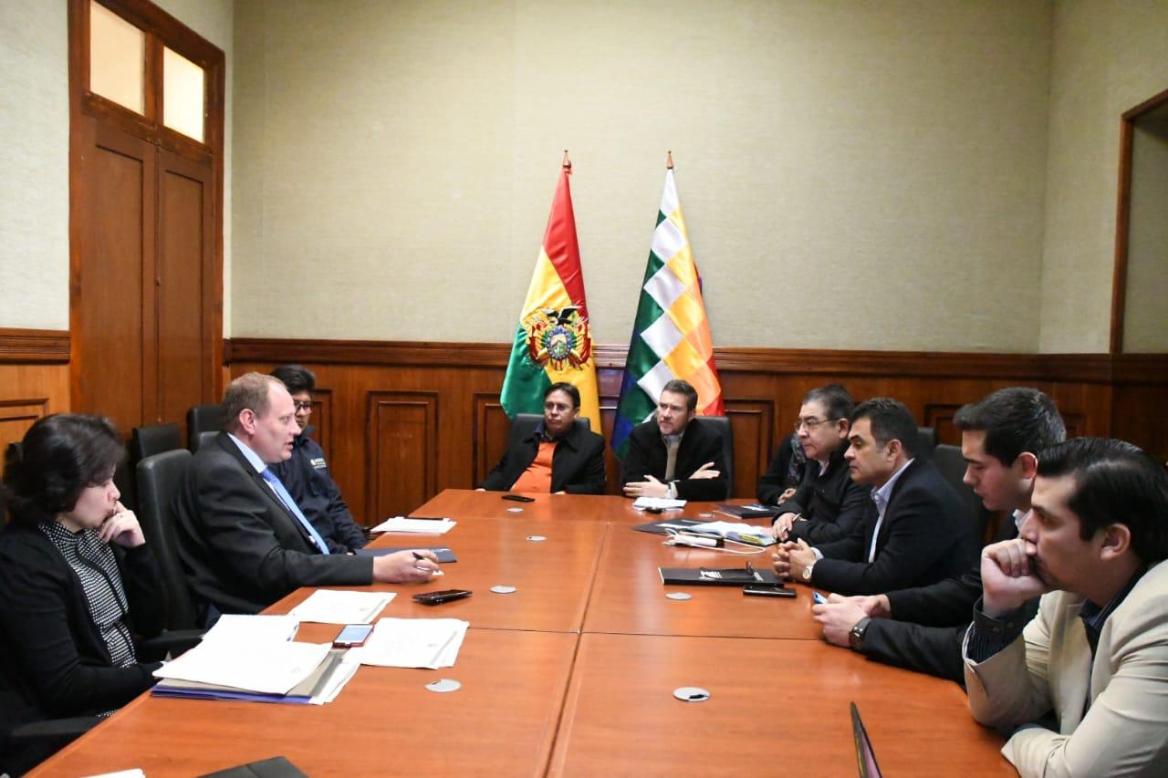 Este viernes 23 de agosto, en el Ministerio de Relaciones Exteriores se llevó a cabo una reunión interinstitucional para intercambiar criterios sobre las acciones que se impulsan en Bolivia contra la tala y el comercio ilegal de madera.
