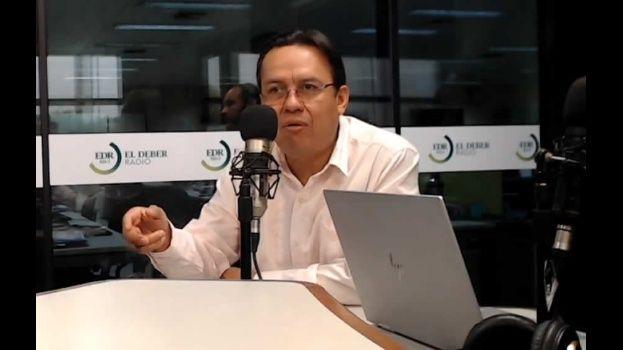 Según el director de la ABT, hay un afán  político en hacer ver que los asentamientos son los responsables de haber originado el fuego en la Chiquitania