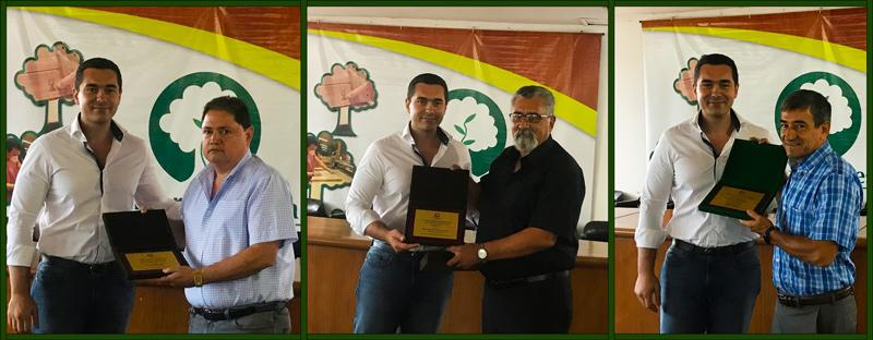 Premiación a las empresas madereras destacadas 2018
