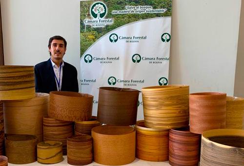 La Camara Forestal de Bolivia estuvo presente en la Asamblea Parlamentaria Euro-Latinoamericana (EuroLat) que se llevo a cabo el 20/02/19 en las instalaciones de la Fexpocruz.