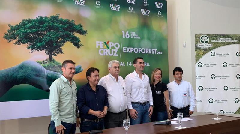 Conferencia Expoforest y Rueda Internacional de Negocios de la Industria Forestal 2019