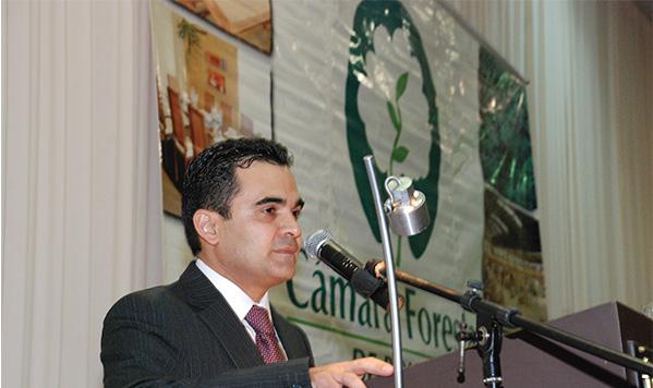 Pedro Colanzi Serrate, Nuevo presidente del Instituto de Comercio Exterior