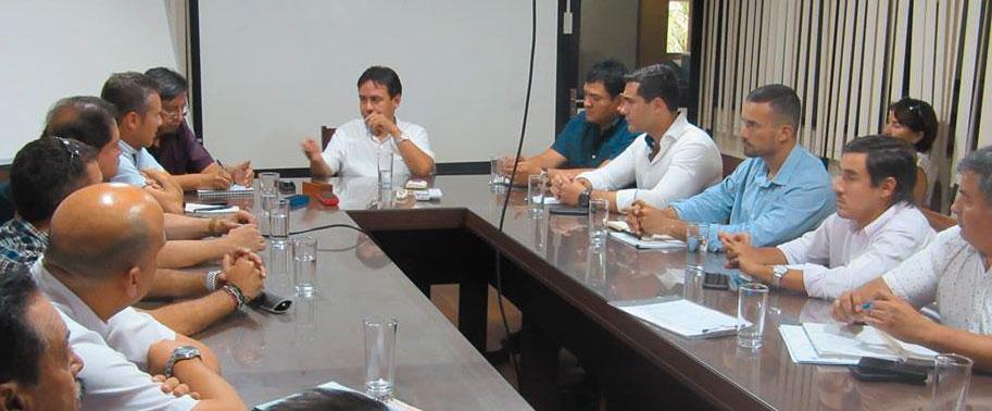 ABT y Cámara Forestal de Bolivia buscan mejorar la situación de los bosques