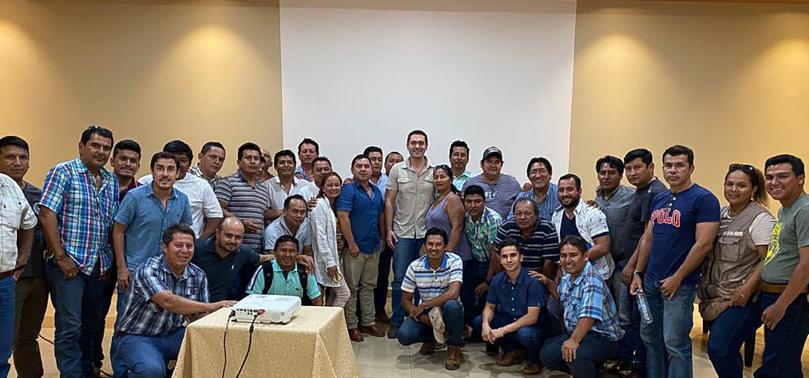 Cámara Forestal de Bolivia promueve unidad del sector forestal
