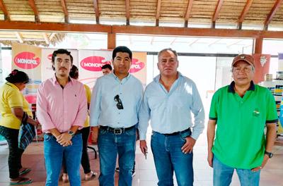 La CFB Participo de la Feria Primera Feria Tecnológica e Industrial del Mueble y la Madera