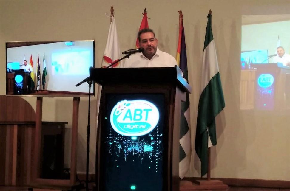 Acto de presentación de la plataforma ABTdigital para trámites en línea para el sector agroforestal