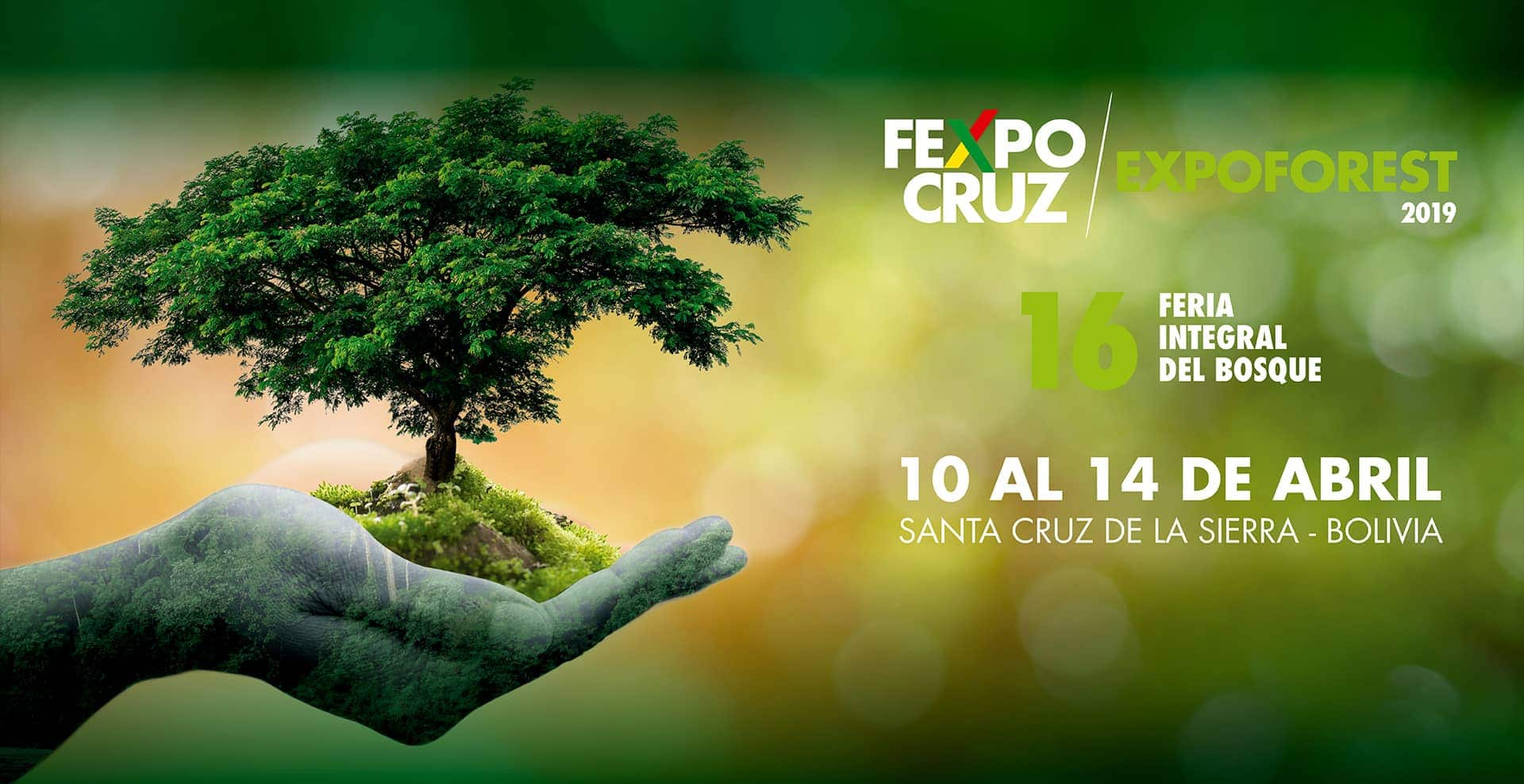 La Feria Integral del Bosque (Expoforest), es una muestra organizada por la Feria Exposición de Santa Cruz (Fexpocruz) y la Cámara Forestal de Bolivia (CFB), con el apoyo de organizaciones de la sociedad civil como la ABT / CIPCA / FAN /FCBC / FUNDEFOREST / IBIF / UAGRM / Gobierno Autónomo Departamental de Santa Cruz