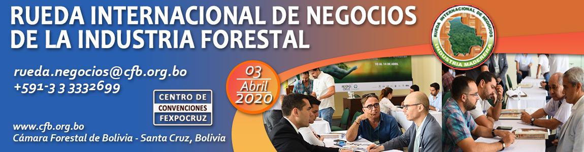 Rueda Internacional de Negocios de la Industria Forestal 2020